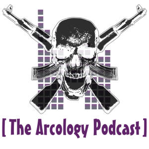 The Arcology Podcast Pirates Logo