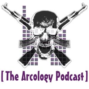 The Arcology Podcast Pirates Logo