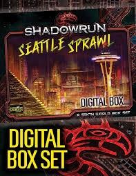 Seattle Sprawl Box Set