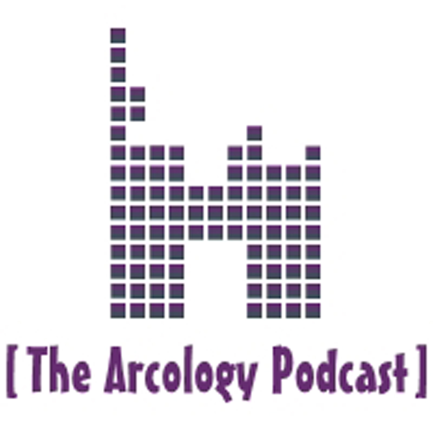 The Arcology Podcast logo